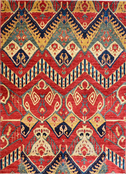 Ikat Oritop Rugs Are Our Passion